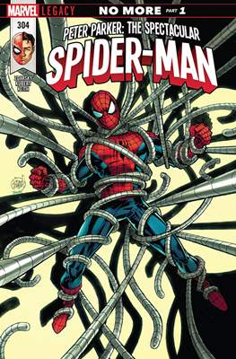 Peter Parker: The Spectacular Spider-Man (2017-2018) (Comic Book) #304