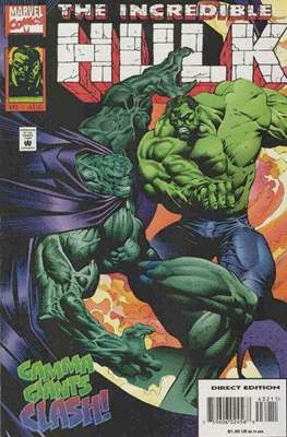 The Incredible Hulk Vol. 1 (1962-1999) (Comic Book) #432