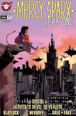 Mercy Sparx: Year One (Comic-book / Digital) #1