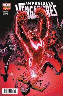 Imposibles Vengadores (2013-2018) (Grapa) #54