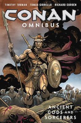 Conan Omnibus (Trade Paperback) #3