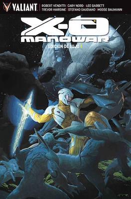 X-O Manowar Edición de lujo (Cartoné 384 pp) #1