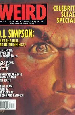 Weird: The All-Too-True Comics Magazine (Grapa) #3