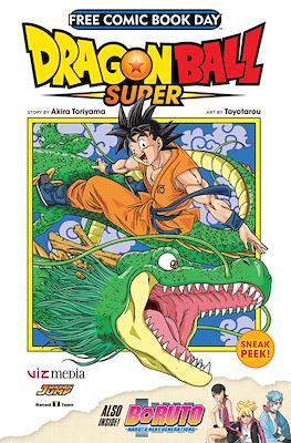 Dragon Ball Super & Boruto - Free Comic Book Day 2017