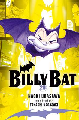 Billy Bat (Rústica con sobrecubierta) #20