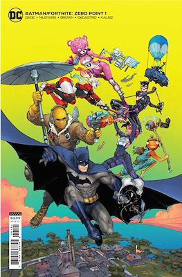 Batman/Fortnite: Zero Point (Variant Cover)