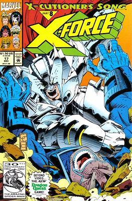 X-Force Vol. 1 (1991-2002) (Comic Book) #17