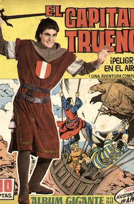 El Capitán Trueno. Album gigante #23