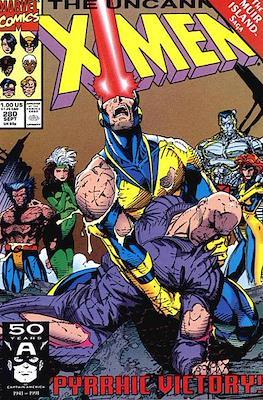 The Uncanny X-Men (1963-2011) (Comic-Book) #280