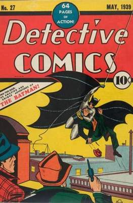 Detective Comics Vol. 1 (1937-2011; 2016-) (Comic Book) #27