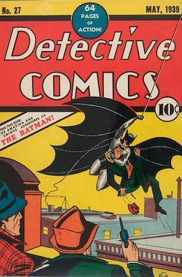 Detective Comics Vol. 1 (1937-2011; 2016-) #27
