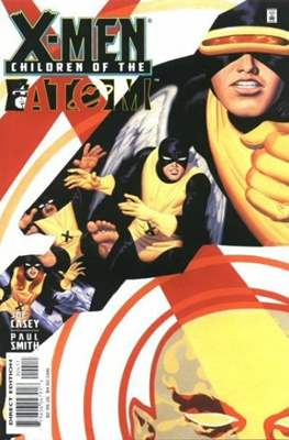 X-Men: Children of the Atom (comic grapa usa) #4