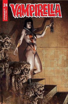 Vampirella (2019- Variant Cover) #24