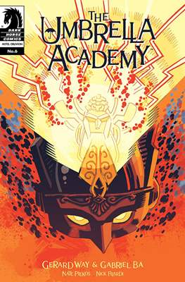 The Umbrella Academy: Hotel Oblivion #6