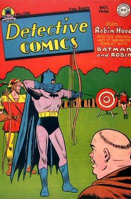 Detective Comics Vol. 1 (1937-2011; 2016-) (Comic Book) #116