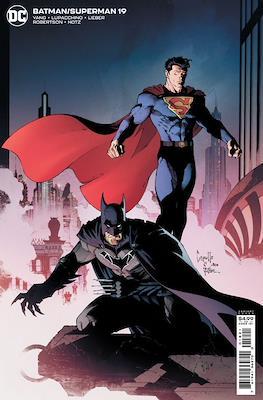 Batman / Superman (2019 -Variant Cover) #19