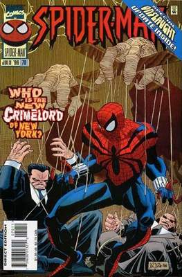 Spider-Man (Vol. 1 1990-2000) (Comic Book) #70