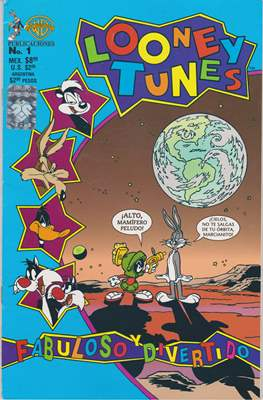 Looney Tunes (Grapa 32 pp) #1