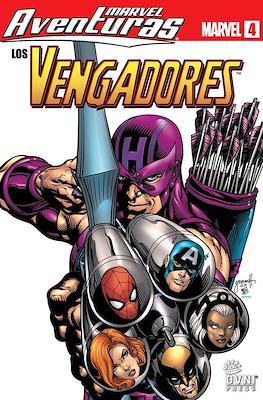 Aventuras Marvel - Los Vengadores (Tomo) #4