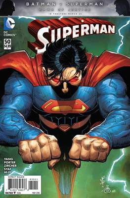 Superman Vol. 3 (2011-2016) #50
