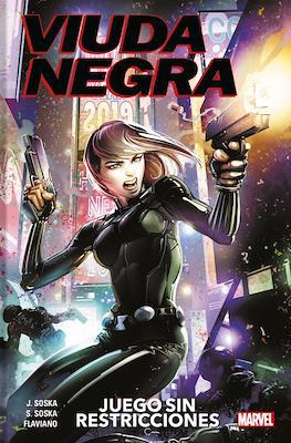 Viuda Negra: Juego sin restricciones - 100% Marvel HC (Cartoné 112 pp) #