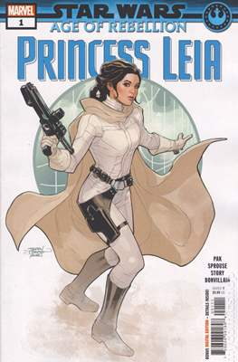 Star Wars: Age of Rebellion (Comic Book) #1
