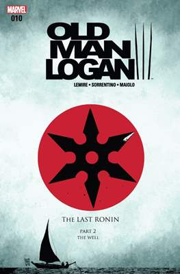 Old Man Logan Vol. 2 (Comic-book) #10