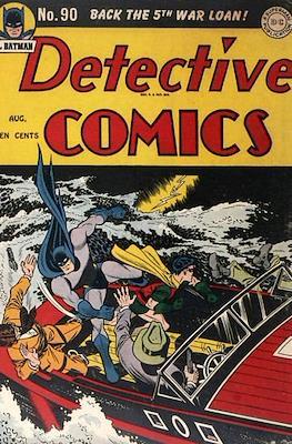 Detective Comics Vol. 1 (1937-2011; 2016-) (Comic Book) #90