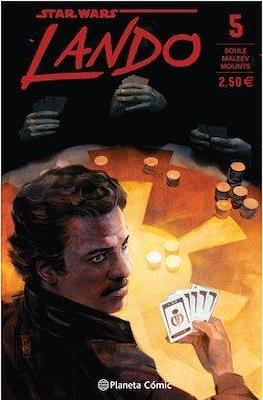 Star Wars: Lando (Grapa 32 pp) #5