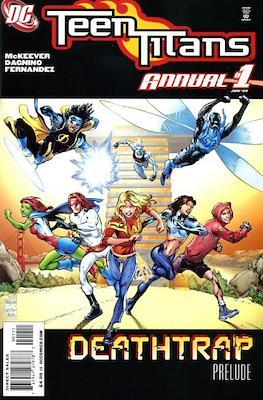 Teen Titans Vol. 3 Annual (2009)