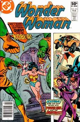 Wonder Woman Vol.1 (1942-1986; 2020-) (Comic Book) #276