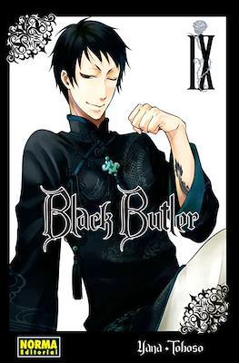 Black Butler (Rústica con sobrecubierta) #9
