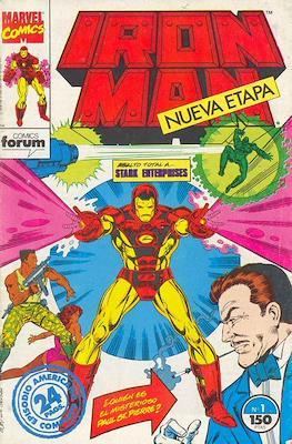 Iron Man Vol. 2 (1992-1993)