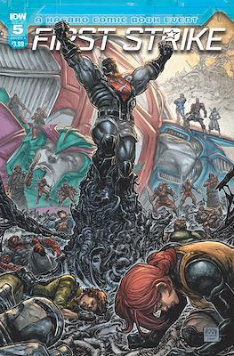 First Strike (Comic-book) #5