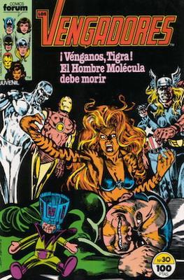 Los Vengadores Vol. 1 (1983-1994) #30