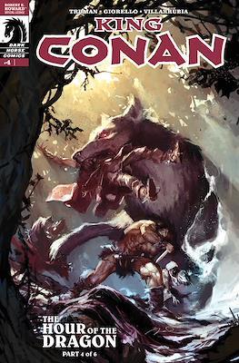 King Conan: Hour of the Dragon #4