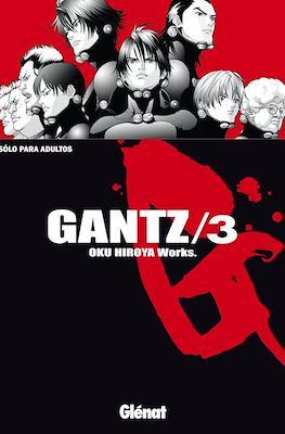 Gantz (Rústica con sobercubierta) #3