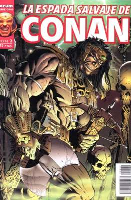 La Espada Salvaje de Conan (1996-1997) vol. II (Grapa. 48 páginas. B/N.) #2