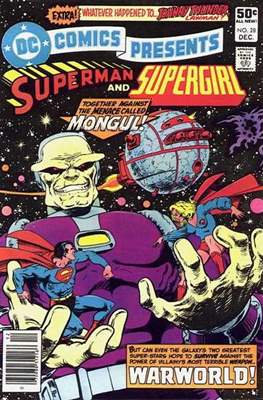 DC Comics Presents: Superman (Grapa) #28