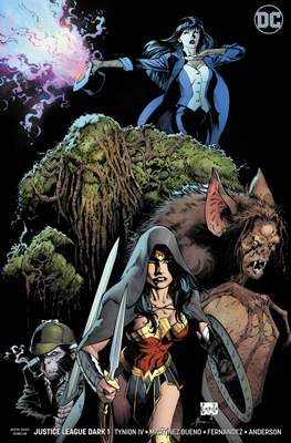Justice League Dark Vol. 2 (2018- Variant Covers) (Comic Book) #1.1