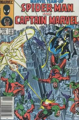 Marvel Team-Up Vol. 1 (Comic-Book) #142