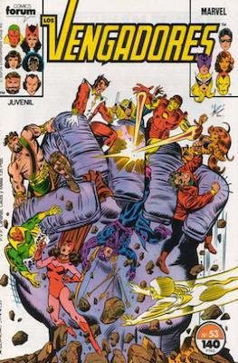 Los Vengadores Vol. 1 (1983-1994) #53