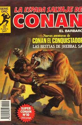 Super Conan. La Espada Salvaje de Conan (Cartoné 1ª Edición.) #10