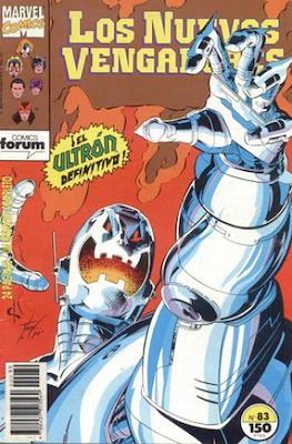 Los Nuevos Vengadores Vol. 1 (1987-1994) (Grapa 32 pp) #83