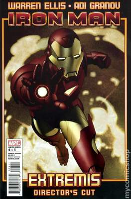 Iron Man: Extremis Director's Cut #4