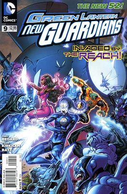 Green Lantern New Guardians (2011-2015) (2011 - 2015) Grapa #9