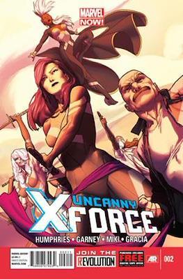 Uncanny X-Force Vol. 2 #2