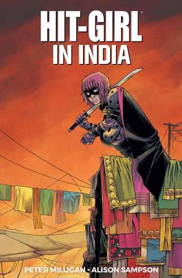 Hit-Girl (Softcover) #6