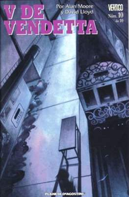 V de Vendetta (Grapa, 32 páginas (2006)) #10