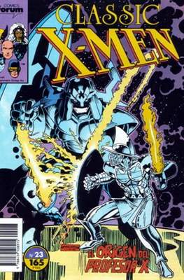 Classic X-Men Vol. 1 (1988-1992) (Grapa 32 pp) #23